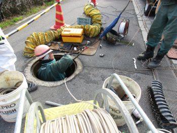 淡路ワールドパークONOKORO 高圧ケーブル更新工事